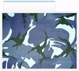 Military Fabric - Camouflage